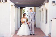 A DIY Casino San Clemente Wedding | Southern California Bride