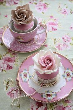 tea time roses