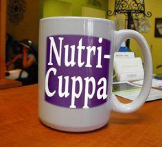 Nutri-Cuppa mug