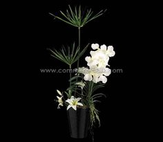 Crafted with #love for yourlovely #home #interiors Thesepotted Orchids make lovelycenterpieces