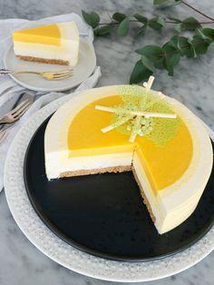21 tips till fantastiska nyårsdesserter Fika, Cake Recipes, Mango, Cheesecake, Sugar, Chocolate, Desserts, Food Cakes, Madness