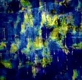 abstract painting texture : Abstract art backgrounds  Hand-painted background