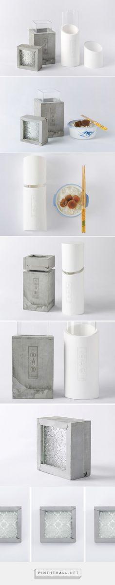 Tsukemono Pickles Package designed by Chiuan Huei Lai & Han-Ching Huang (Taiwan) - http://www.packagingoftheworld.com/2016/01/tsukemono-pickles-package-design-concept.html