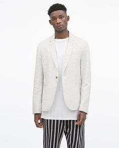ZARA - SALE - KNIT BLAZER