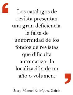 """Josep-Manuel Rodríguez-Gairín. """"20 años de automatización de préstamo interbibliotecario en España (1992-2012)"""". El profesional de la información, 2012, noviembre-diciembre, v. 21, n. 6, pp. 557-566."""