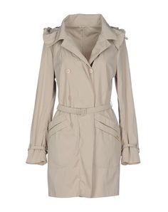 VIOLANTI Women's Overcoat Beige 14 US