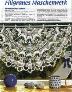 Beautiful doily:  Filigranes Maschenwerk Ivelise Feito à Mão: Decoração Em Crochê!