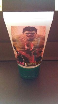 Hulk- bisnaga para doces