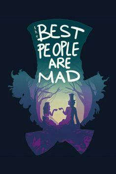 La mejor gente esta loca
