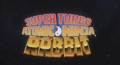 -Super Turbo Atomic Ninja Rabbit / 80년대 일본 애니메이션 느낌 충만한 숏필름 : 네이버 블로그