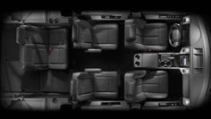 Ford Expedition SUV Inside | Ford Expedition 2013 SUV Interior Photos and Wallpapers