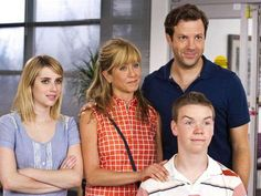 I love Jennifer Anniston's hair color in 'We're the Millers'.