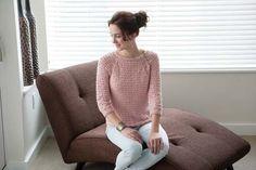 Rose Quartz Pullover - Media - Crochet Me