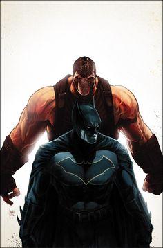 Batman (2016-) #11 by Mikel Janin