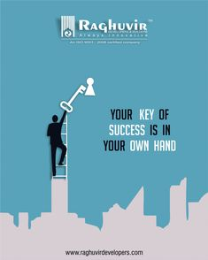 All our dreams can come true if we have the courage to pursue them. #RaghuvirDevelopers