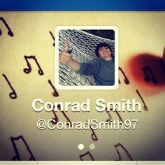 #follow #twitter @Conrad.. #follow #instagram @raddstagram_ #followme