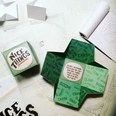 Packaging of Nothing: Nice Things on Behance