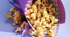 Pop corn au fromage et paprikaVoir la recette du Pop corn au fromage et paprika…