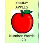 This apples file folder game is colorful, ready to print, perfect for your math learning center, and FREE.    All I ask in return is to please clic...
