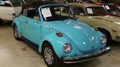 1971 Volkswagon Super Beetle Convertible. Could only be better with MORE CHROME!!!