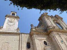 Oria, Puglia Italia (Luglio)