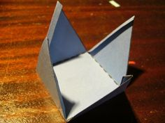 How to Make a Pyramid out of Cardboard - 9 steps Science Fair Projects, School Projects, Pyramid School Project, Ancient Egypt For Kids, Crafts To Make, Crafts For Kids, Copper Pyramid, Spanish Projects, Hobbies To Try
