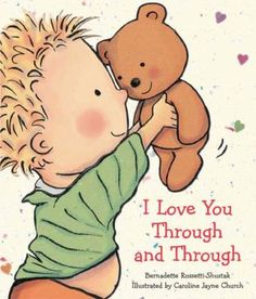 Cover image for I love you through and through