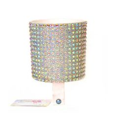 $24.99 plus tax and shipping or store pick-up. Cruiser Candy Aurora Borealis Rhinestone Cup holder. Call store for more details. (949) 675.5010