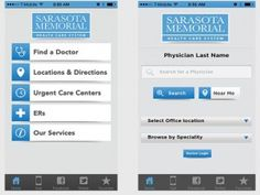 Hospital Wayfinding App