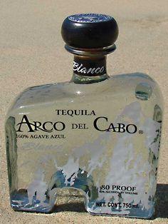 arco del cabo blanco tequila - 100% de agave - 2010 Decco