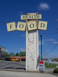 #OH Springfield - Health Food