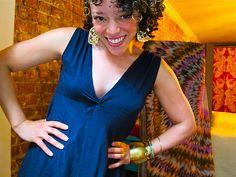pattern magic dress