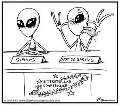 Cartoon by Close Encounters Studios.