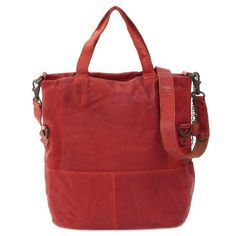 Tasche-Aunts-and-Uncles-Grandma-Luxury-Washed-Lavender-Chilli