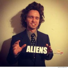 aliens meme halloween costume - Superbad Halloween Costumes