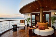 The Best Stylish Luxury Cruises