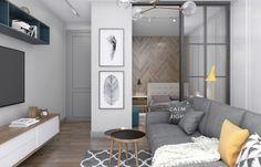 New Living Room Desgn Condo Small Spaces Ideas Small Apartment Interior, Small House Interior Design, Condo Interior, Small Apartment Design, Studio Apartment Decorating, Interior Modern, Small Apartments, Home Design, Small Spaces