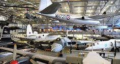 4: Imperial War Museum, Duxford - 375,322 visitors in 2012.