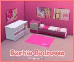 Hallo my dears! Acabei de criar este lindo quartinho da Barbie para vocês! Espero que gostem! Beijinhos :*     Contém neste Set:   -...
