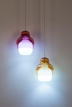 Matrioshka Lamp on Behance