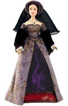 Madame Alexander Dolls...Ann Boleyn