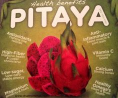 pitaya: dragon fruit always wanted to try this