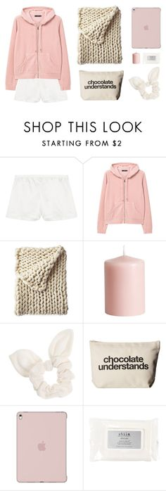 """is it friday yet?"" by regnlee ❤ liked on Polyvore featuring La Perla, MANGO, Serena & Lily, H&M, Dorothy Perkins, Dogeared and Stila"