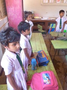 schooltje (Sri-Lanka)
