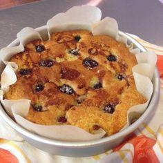 Blackberry Balsamic Cake