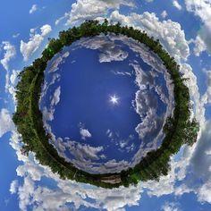 Ég és föld