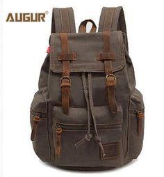 Fashion Unisex Rucksack Shoulder Bag