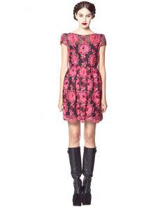 This dress is so cute... Wish it wasn't $747 :(