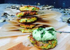 Cukinijų-morkų kepsneliai     Žali kotlečikai | Nom Nom