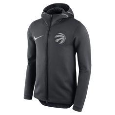 267edddbb33 Toronto Raptors Nike Therma Flex Showtime Men s NBA Hoodie Size Medium  (Grey) Okc Thunder